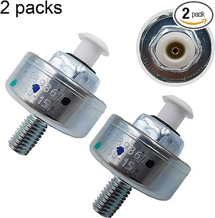 GM OEM-Ignition Knock Sensor 12589867 detonation