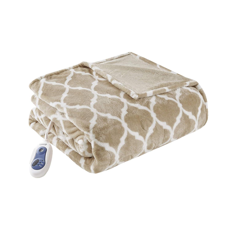 Beautyrest Plush Heated Blanket Image