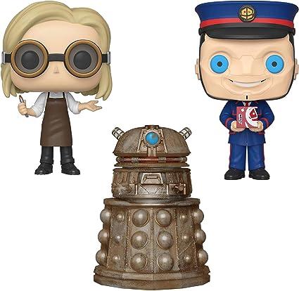 Doctor Who 2019, Toy NUEVO The Kerblam Man Funko Pop Television: