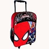 Marvel Spiderman 16 Inch Rolling Backpack