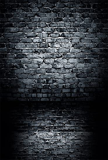 Amazon Com Leyiyi 6x9ft Photography Background Grunge Graffiti Brick Wall Backdrop Dirty Dark Street Light Shot Halloween Party Rock Music Bar Cafes Stage Performance Photo Portrait Vinyl Studio Video Prop Camera