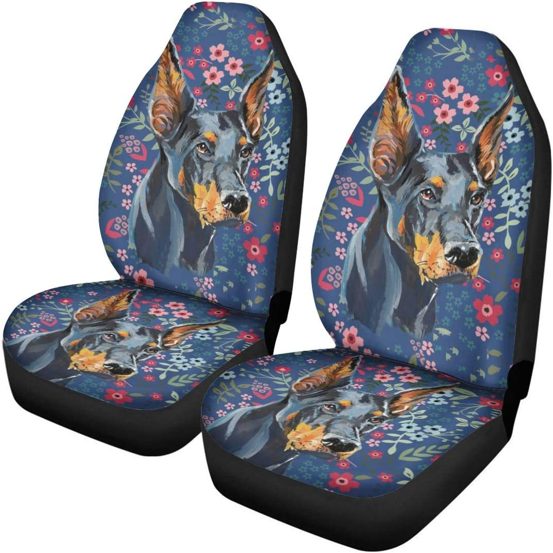 Showudesigns Universal Car Seat Cover Neon Sea Turtle Front Saddle Blanket Cover Cloth Blue Auto Protector AccessoriesElastic