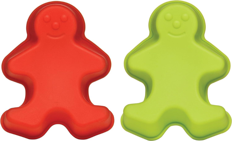 Premier Housewares Gingerbread Man Cake Slice