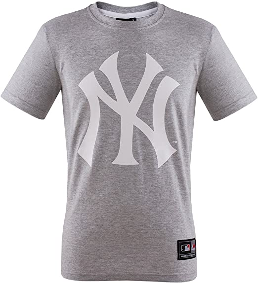 Camiseta Majestic: Frittle Logo Tee New York Yankees GR XL: Amazon.es: Deportes y aire libre
