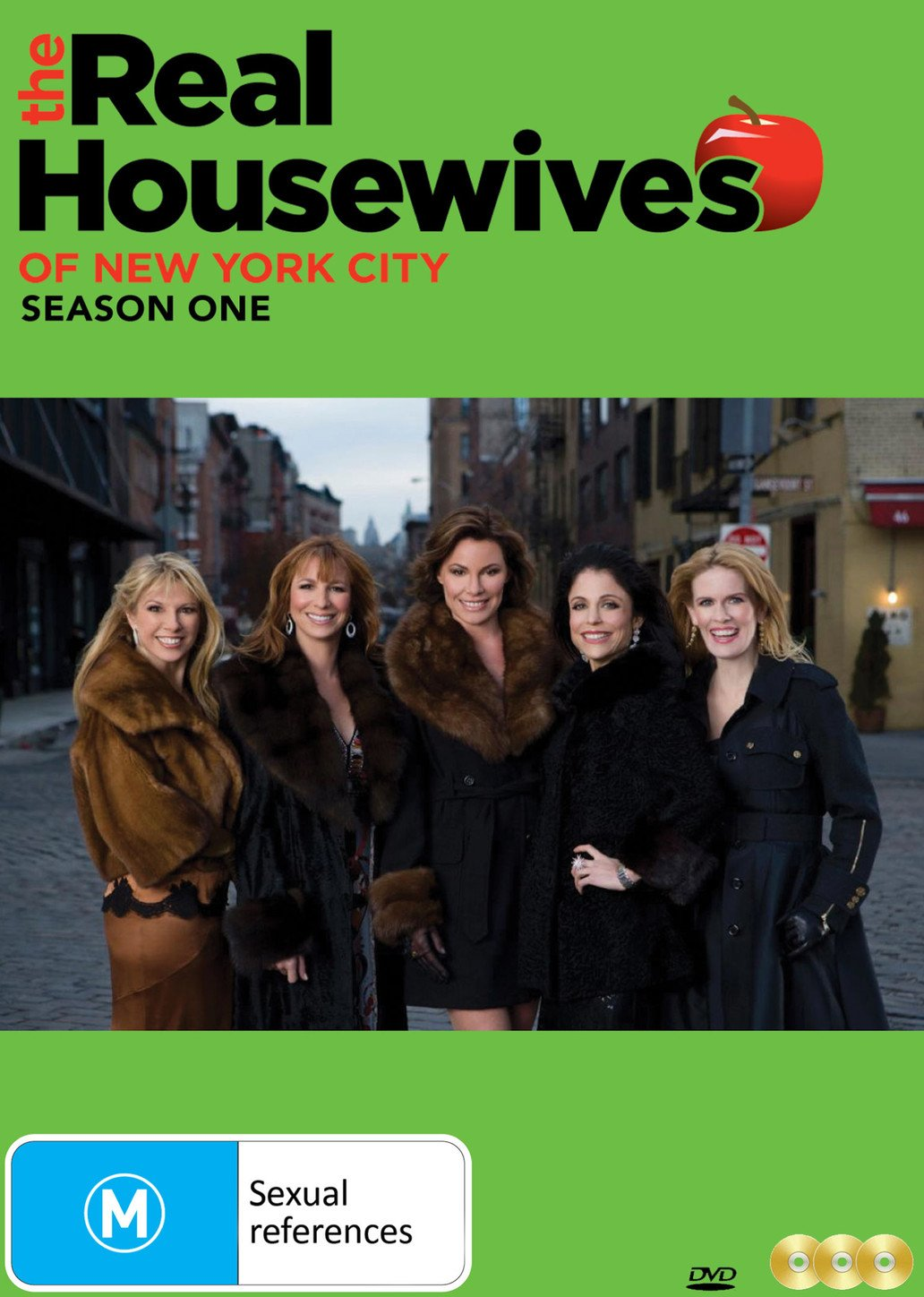 Real Housewives of New York - Season 1