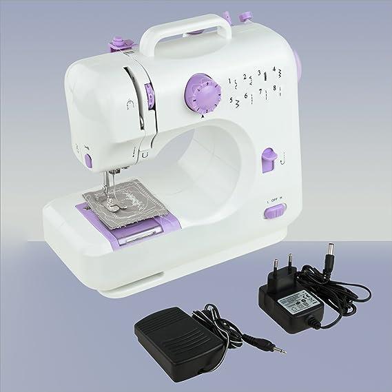 Fabricado para DEMA máquina de coser Belinda 8 Progr, brazo libre ...