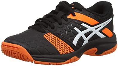 designer fashion a27b7 3a4ec ASICS Gel-Blast 7 GS, Chaussures de Handball Mixte Enfant, Noir (Black