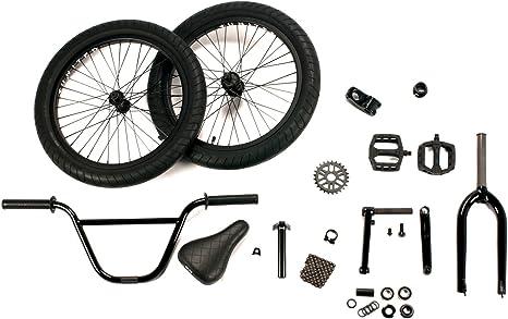 Unidos Supremo Partes – Kit de Bicicleta (sin Marco) en Negro ...