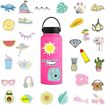 Put A Ring On It Sticker Water Bottles and Cell Phones for Laptops