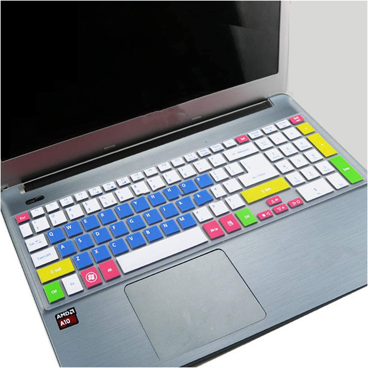 15.6 Inch Laptop Notebook Keyboard Cover Protective Film for Acer Aspire E1 522 570 532 5830 5755 V3 E5 511 571G 551G 572,1