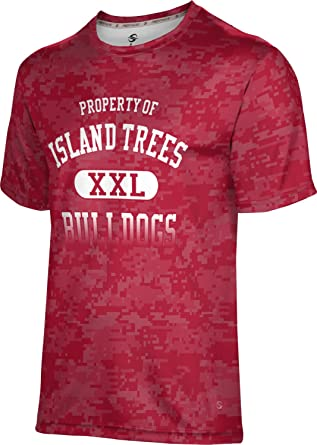 1105c9b6d72b2 ProSphere Men s Island Trees High School Digital Shirt (Apparel) EEF42  (Small)