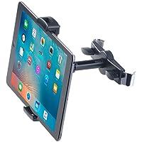 """Lescars Kopfstützenhalterung: Universal-360°-Kopfstützen-Halterung für Tablet-PCs & iPads bis 12,9"""" (Tablet Halterung Kfz)"""