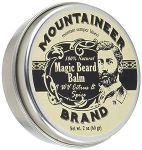 Magic Beard Balm by Mountaineer Brand