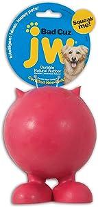 JW Pet Tough by Nature Bad Cuz Asst Colors Lrg