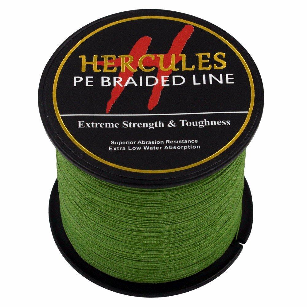 【特別訳あり特価】 500 m 547yds Army Green m 500 6lbs-100lbs Hercules PE Green Dyneema編組釣りライン4ストランド 100lb/45.4kg 0.55mm B0711PY3JZ, 着物屋くるり:2668181f --- a0267596.xsph.ru