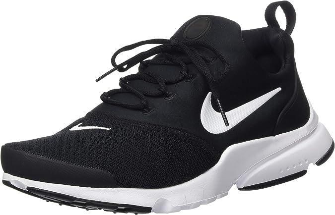 Nike Presto Fly (GS), Zapatillas de Running para Niñas, Negro ...