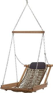 product image for Nags Head Hammocks Cumaru Hanging Hammock Chair, Mocha DuraCord