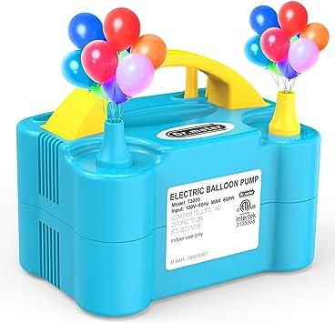 Amazon.com: Dr. Medidor de bomba de aire de globo eléctrico ...