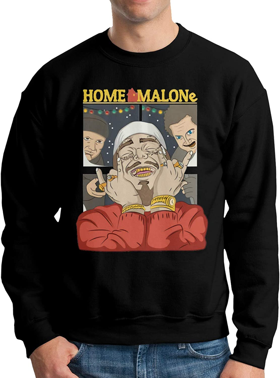 The Best Home Malone Crew Neck