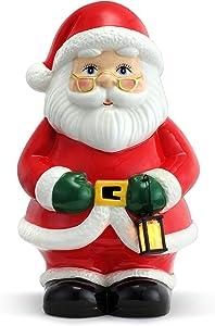 Mr. Christmas Medium Ceramic Figures 12