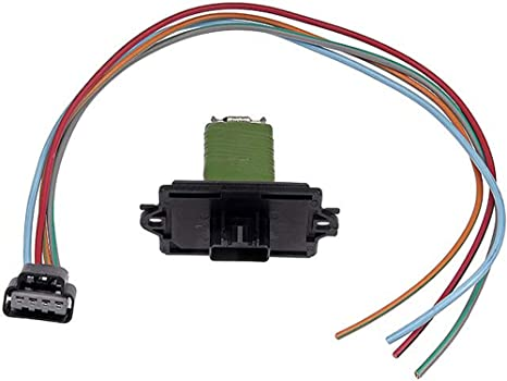 amazon com apdty 084539 blower motor speed control resistor rh amazon com Residential Wiring Basics Ford Wiring Pigtail