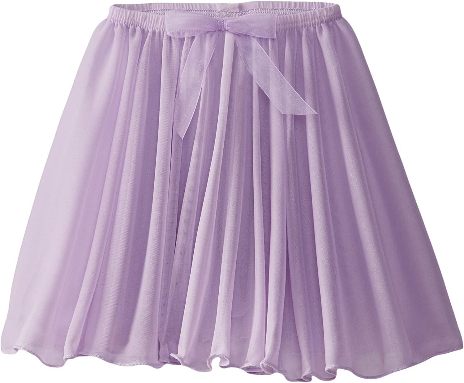 Capezio Girls Childrens Collection Circular Pull-On Skirt