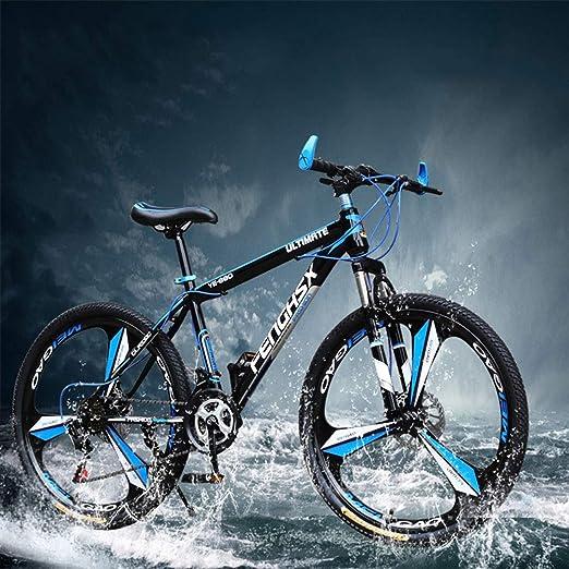 YXWJ 24/27 Velocidad Bicicleta de montaña Bicicletas 24,26 ...