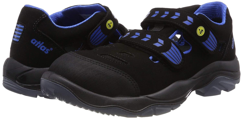 Atlas TX TX TX 360 EN ISO 20345 S1, scarpe antinfortunistiche da lavoro 304926