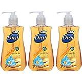 Dial Miracle Oil Liquid Hand Soap 7.5 Oz- 3 Pk