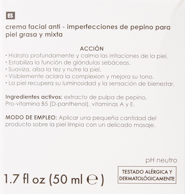 ziaja pepino facial Crema, 50 ml
