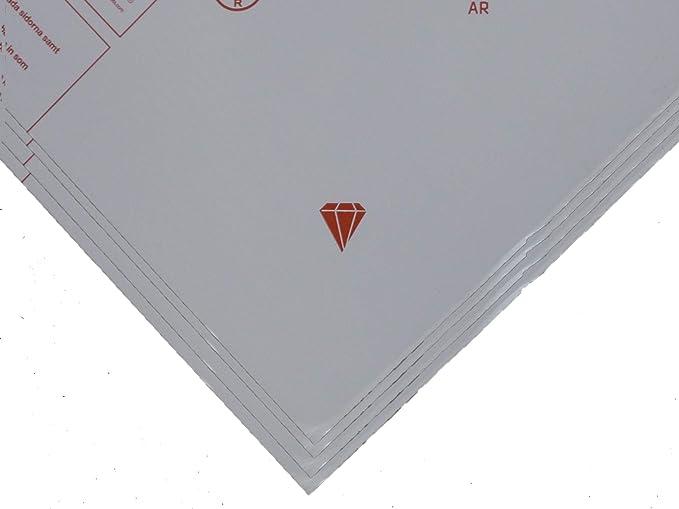 Makrolon//Polycarbonat Scheibe//Platte Zuschnitt 2-8 mm transparent//klar 3 mm, 900 x 300 mm