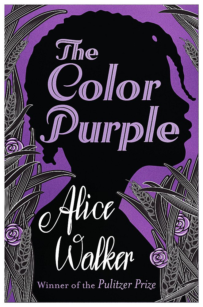 Image result for the color purple book cover
