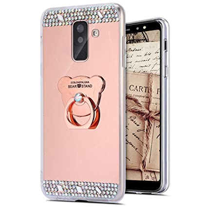 KunyFond Funda Compatible Samsung Galaxy A6 Plus 2018 ...