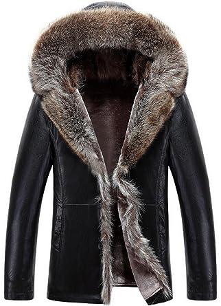 50-70% Rabatt im Angebot bieten eine große Auswahl an JIINN Herren Klassische Winter Warm Modern Mode Luxus Dick ...