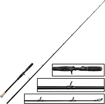 Hechtrute Swimbaitrute Bigbait Rute Savage Gear Swimbait Trigger 1DFR 2,38m 170g Spinnrute zum Spinnangeln auf Hechte
