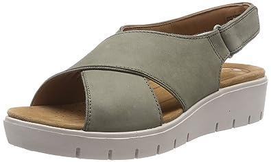 deef711255f2aa Clarks Un Karely Sun, Tongs Femme: Amazon.fr: Chaussures et Sacs