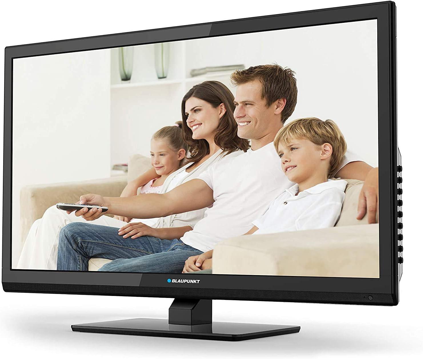 Blaupunkt TV LED 23,6 HD 720p con Dvb-t/t2/c/s2 Hevc (h.265) USB y lector Dvd: Amazon.es: Electrónica