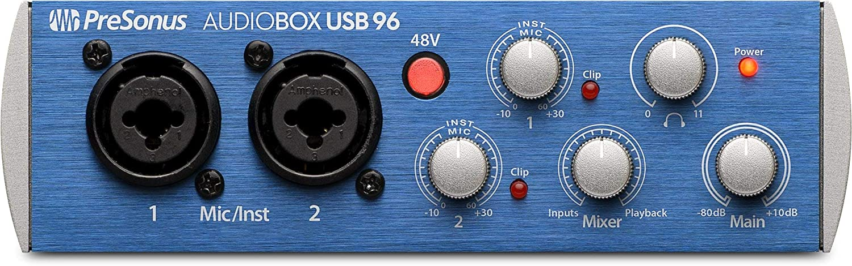 PreSonus『AudioBox 96 STUDIO Ultimate Bundle』