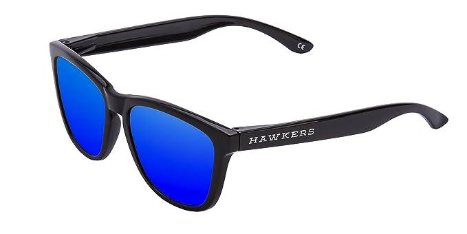 Hawkers One, Lunettes de Soleil Mixte Adulte, Diamond Black Sky, Szie b25a7f3e4644