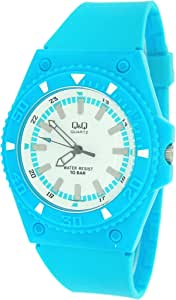 Q&Q VQ68-007P For Unisex Analog, Casual Watch