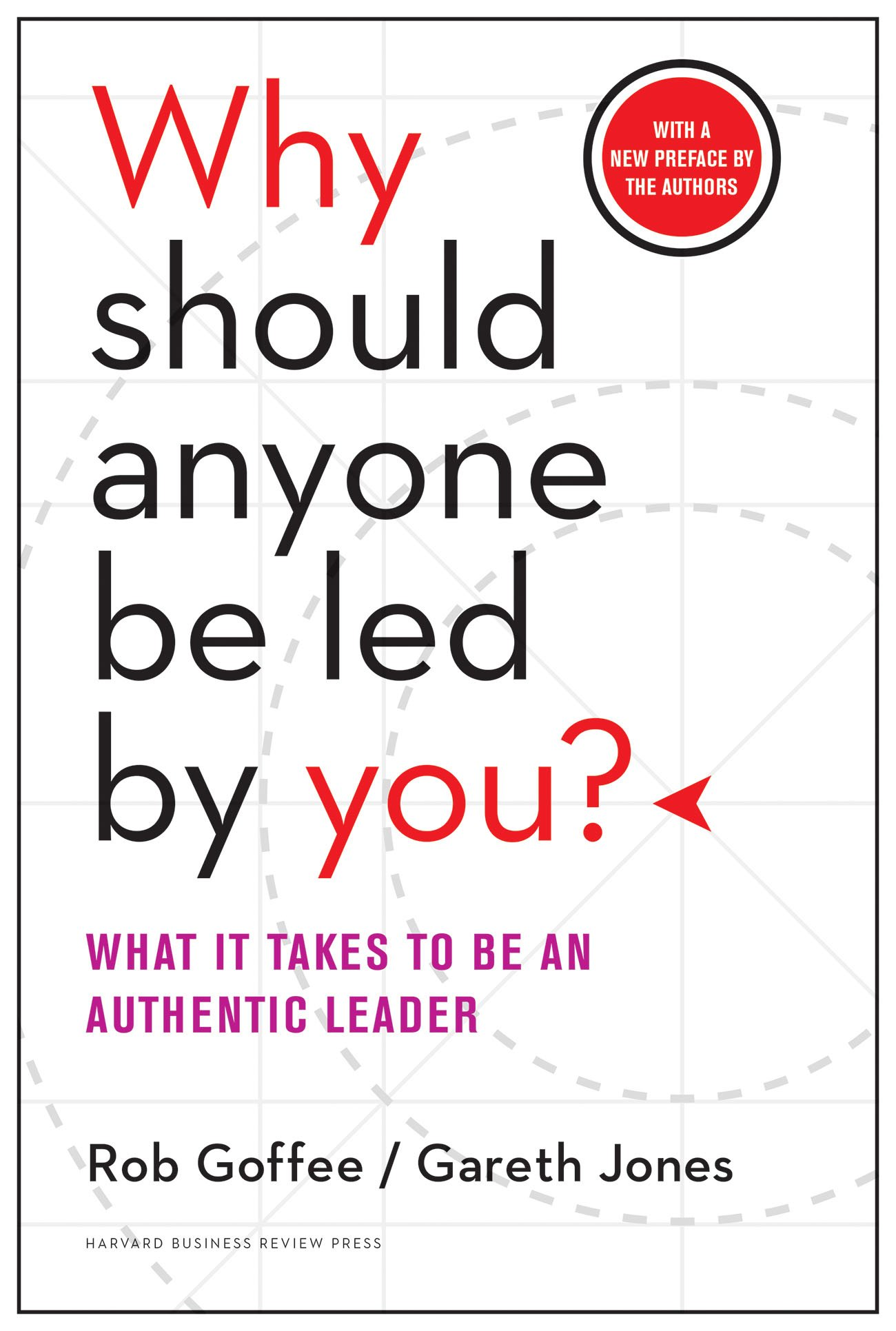 With a New Preface by the Authors: What It Takes to Be an Authentic Leader:  Rob Goffee, Gareth Jones: 9781633691087: Amazon.com: Books