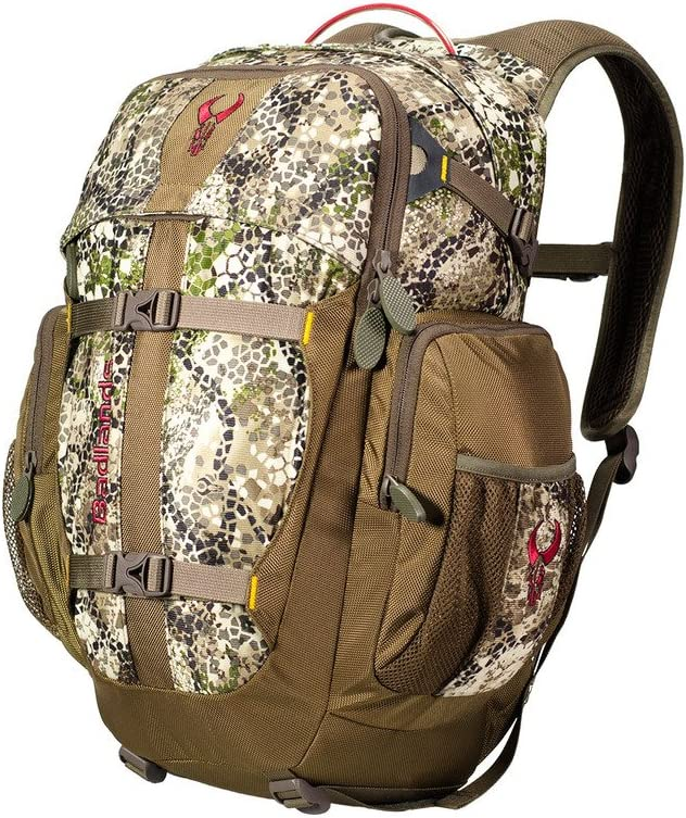 Image result for Badlands Pursuit Camouflage Hunting Day Pack - Bow and Rifle Compatible