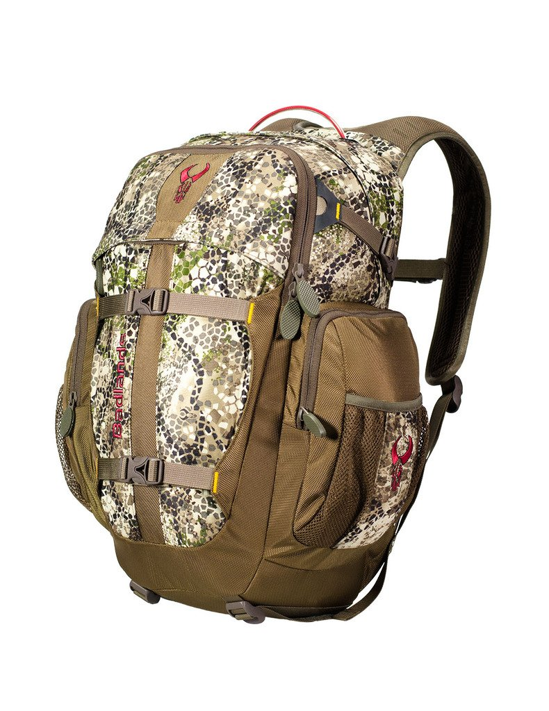 Badlands Pursuit Camouflage Hunting Day Pack – Bow and Rifle Compatible