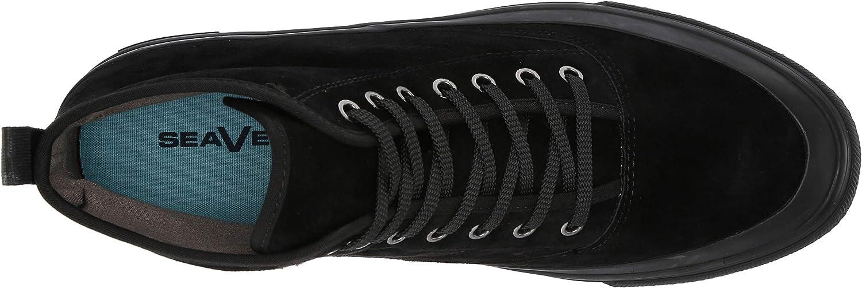 SeaVees Mens Mariners Boot Pig Suede Sneaker