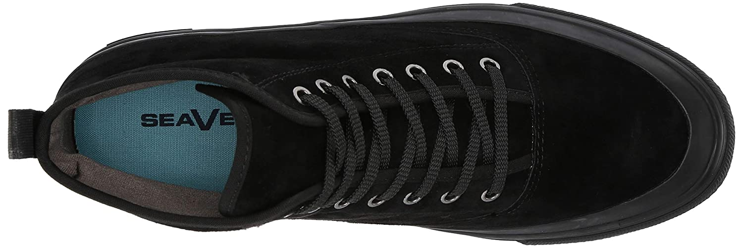 2b917e4315 Amazon.com | SeaVees Men's Mariners Boot Pig Suede Sneaker | Fashion  Sneakers