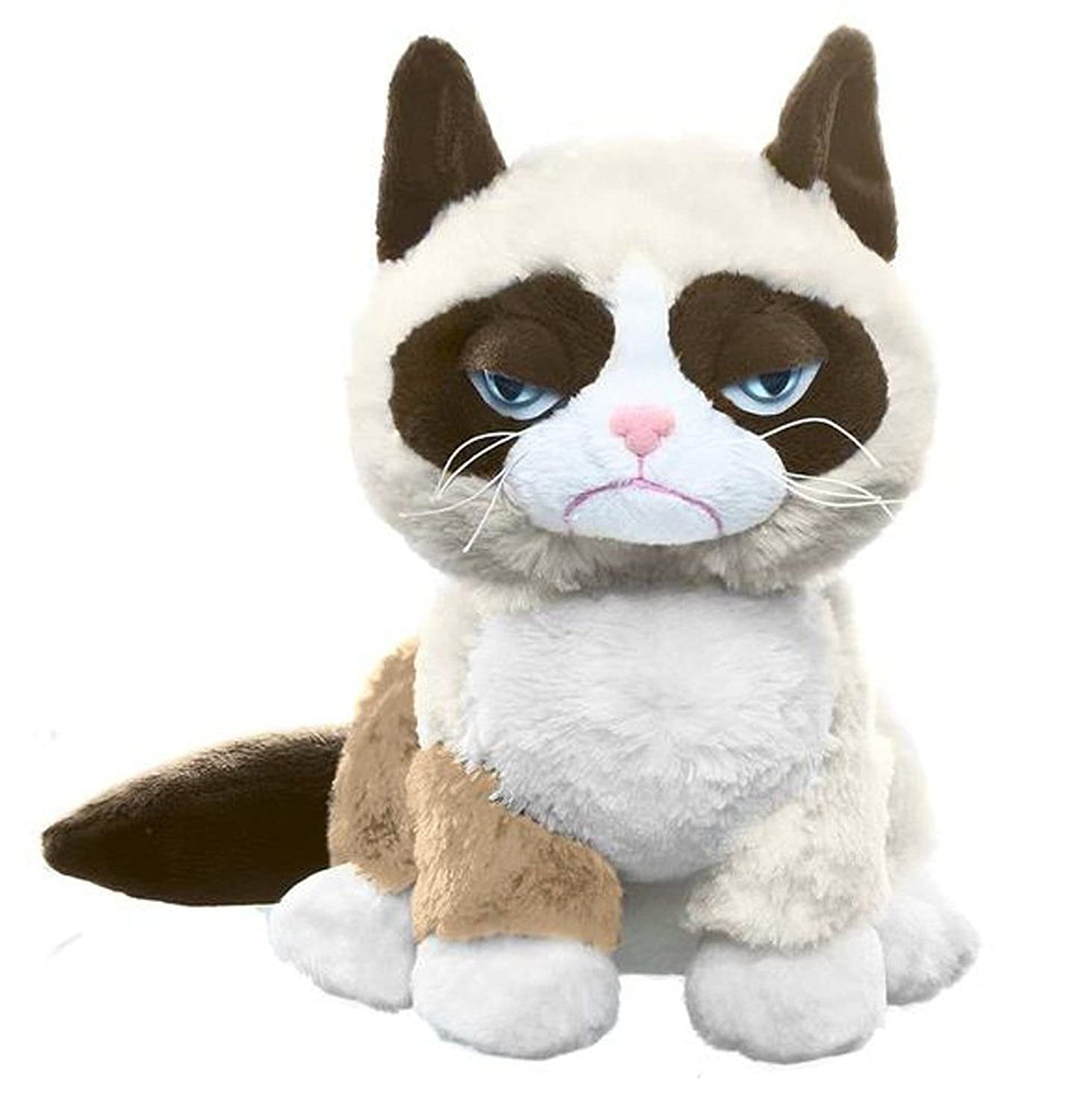 Amazon Grumpy Cat [Toy] Ganz Ganz Toys & Games