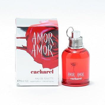 ac46c29386 Amazon.com : Cacharel Amor Amor Eau de Toilette Spray 1 oz : Beauty