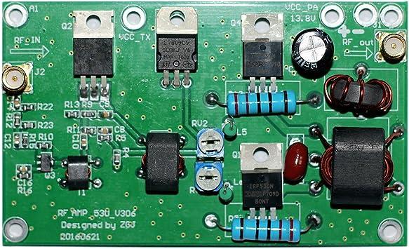 45W SSB linear Power Amplifier DIY Kits for transceiver Radio HF FM CW