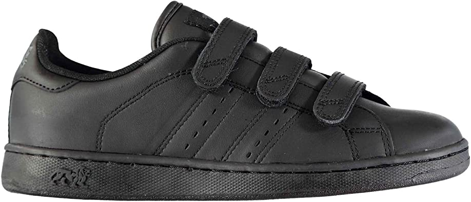 Girls SoulCal Full Lace Asti Hi Tops Trainers Shoes Sizes UK from 3 to 6