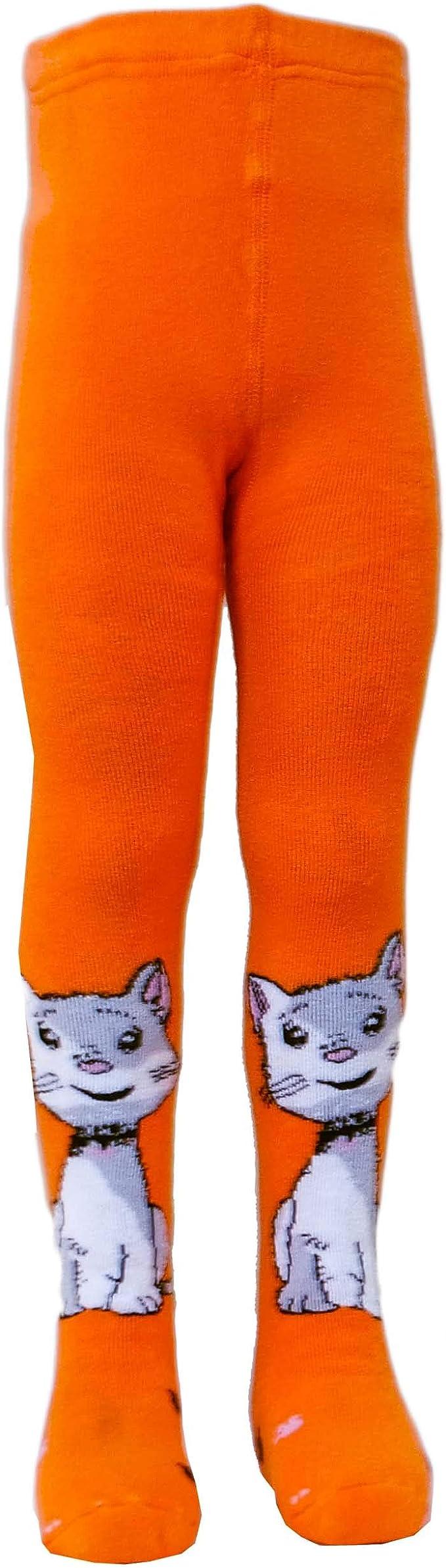 Mehrfarbig UNI Glatt No.5 UNI Glatt Made in EU Verstellbare Taille aus Gek/ämmter Baumwolle VEGATEKSA Baby und Kinder Strumpfhose f/ür M/ädchen 5er Set